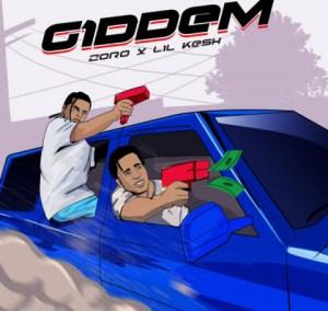 Zoro - Giddem Ft. Lil Kesh